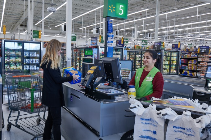 Walmart unveils an AI-powered store of the future, now open