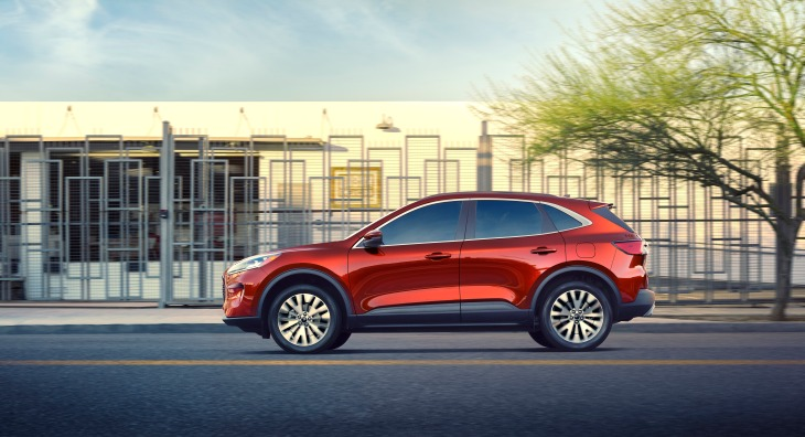 Ford Hybrid Suv >> Ford To Offer Hybrid And Electric Options In Redesigned 2020 Escape