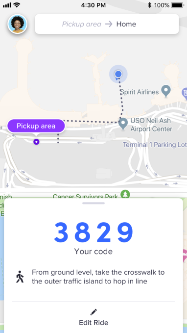 Lyft brings back the taxi line as it desperately tries to crack the airport pickup