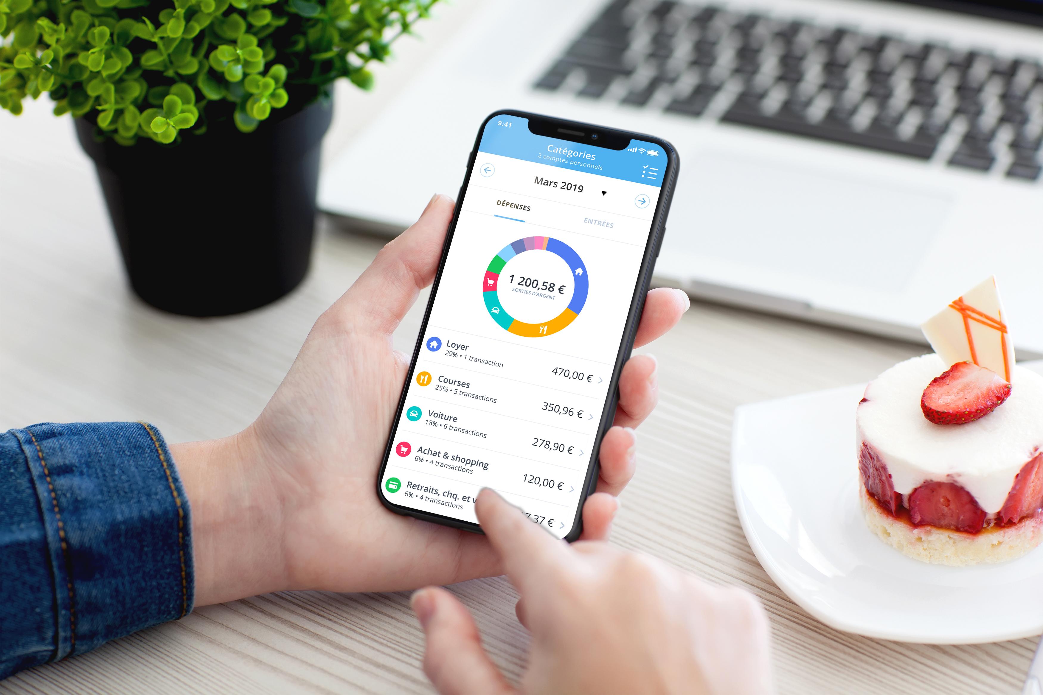 techcrunch.com - Romain Dillet - Bankin' raises $22.6 million for its financial coach
