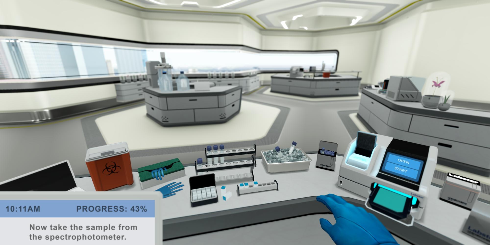 techcrunch.com - Steve O'Hear - Labster scores $21M Series B to bring VR to STEM education