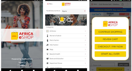 8ce4529c6bc6ea DHL is launching an e-commerce app called DHL Africa eShop for global  retailers to sell goods to Africa s consumers markets. The platform goes  live today ...