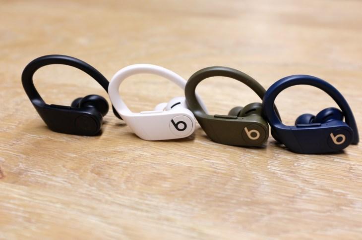 Trying out Beats' fully wireless Powerbeats Pro | TechCrunch