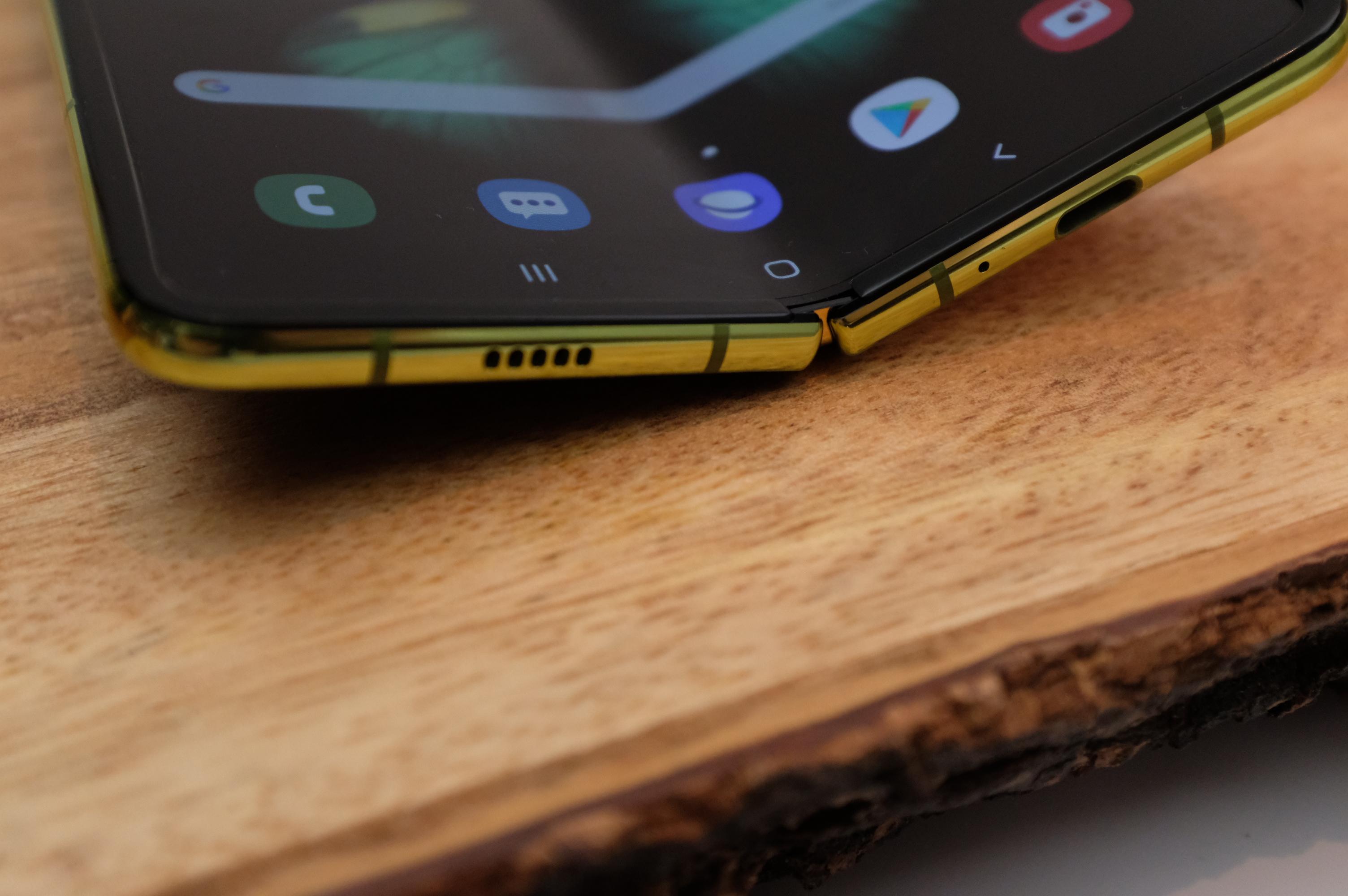 Unfolding the Samsung Galaxy Fold