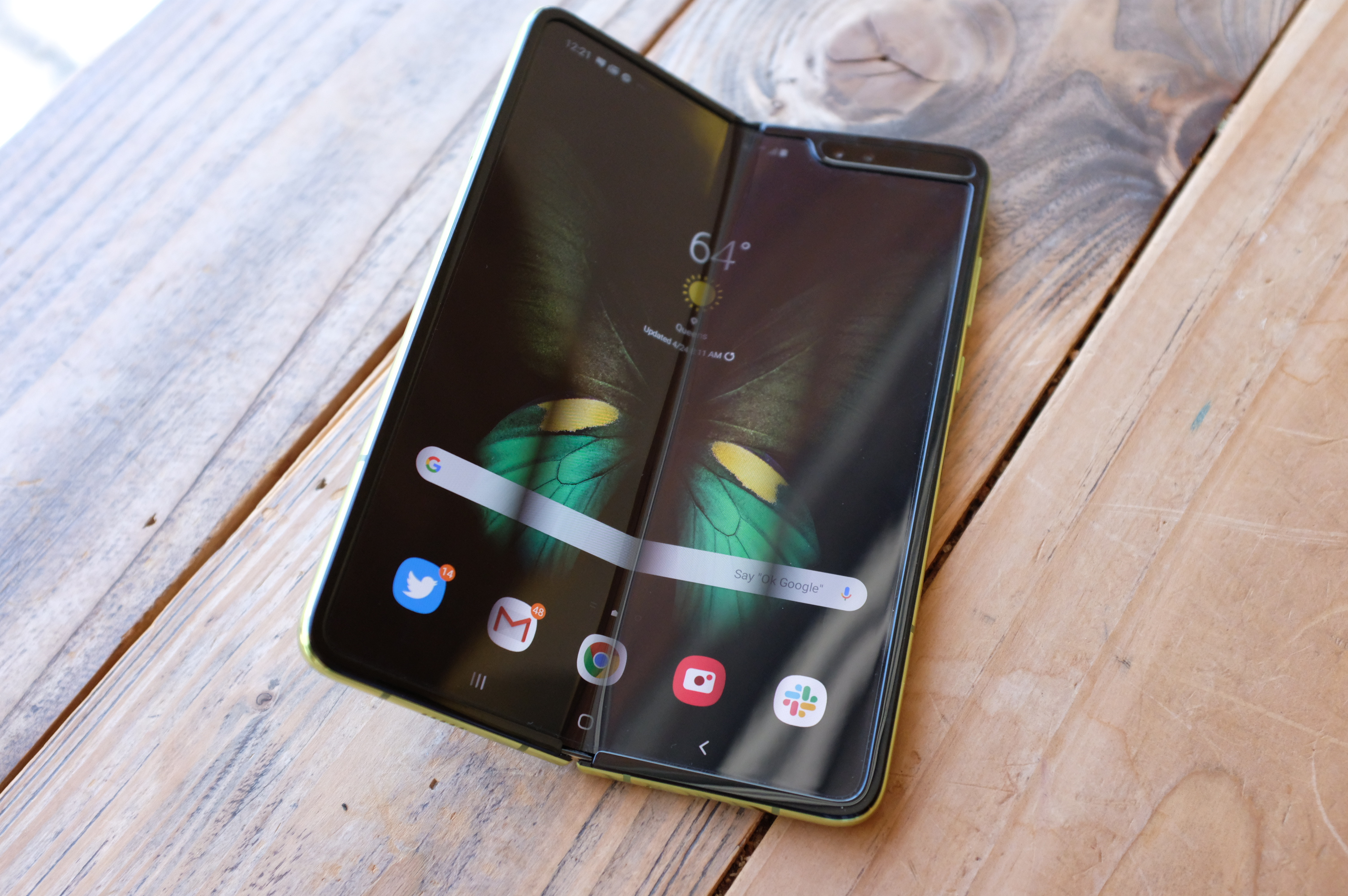 Samsung Galaxy Fold review: future shock | TechCrunch