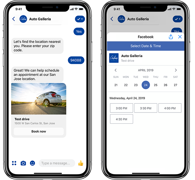 Facebook Messenger will get desktop apps, co-watching, emoji status Facebook Messenger will get desktop apps, co-watching, emoji status Facebook Messenger Appointment Booking