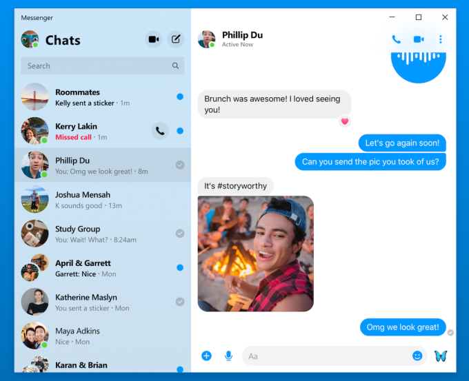 Messenger app company ipo
