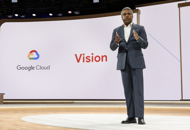 Google Cloud's new CEO on gaining customers, startups, supporting