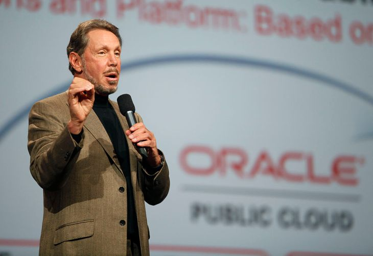 Oracle turns to innovation hubs to drive cultural and