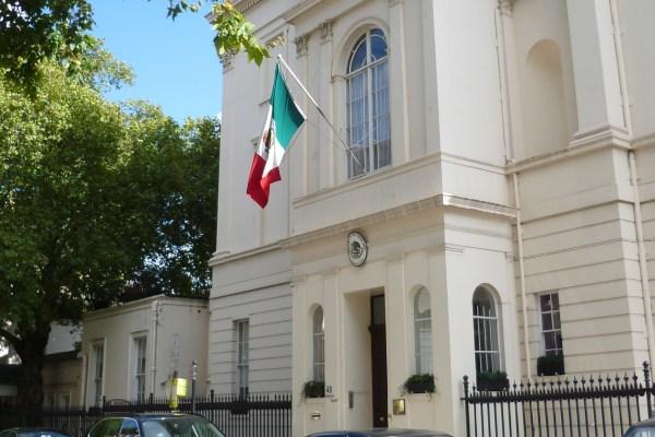 Hacker dumps thousands of sensitive Mexican embassy documents online