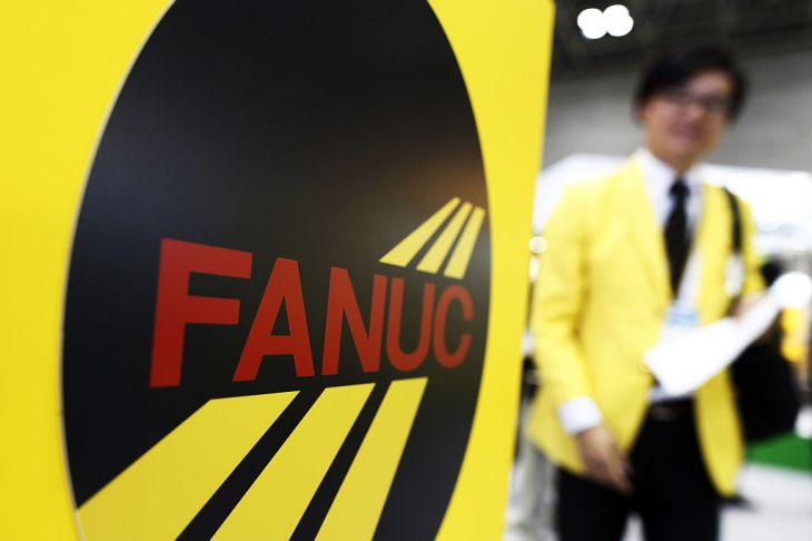 Industrial robotics giant Fanuc is using AI to make automation even