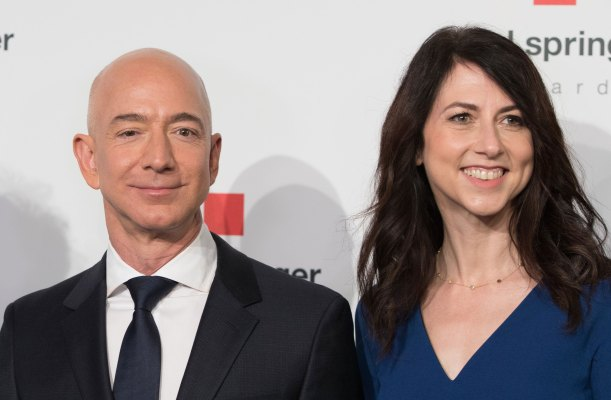 Comment on MacKenzie Bezos pledges to give away more than half her $37B fortune to charity and philanthropy by F F