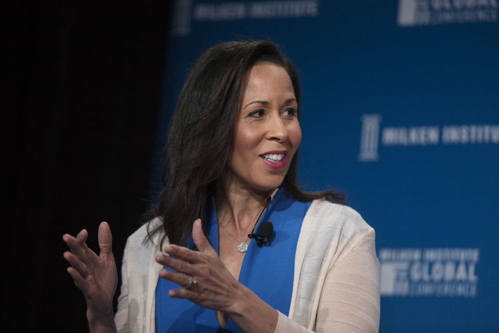 Facebook taps Peggy Alford for its board, Reed Hastings and Erskine Bowles to depart