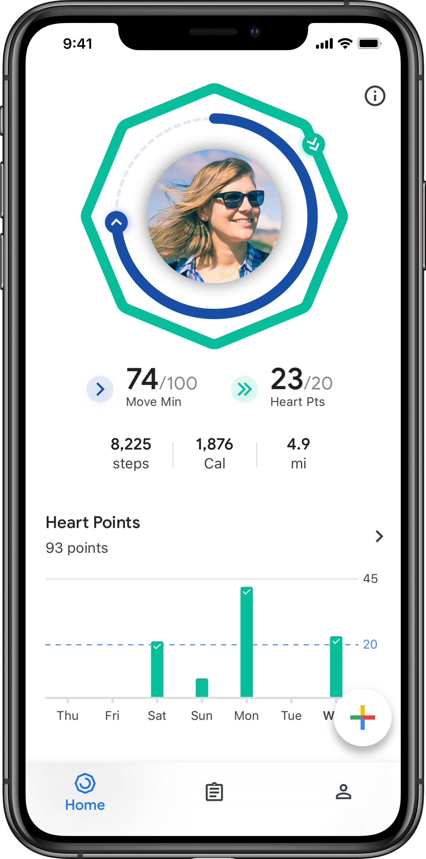 Google Fit comes to iOS | TechCrunch