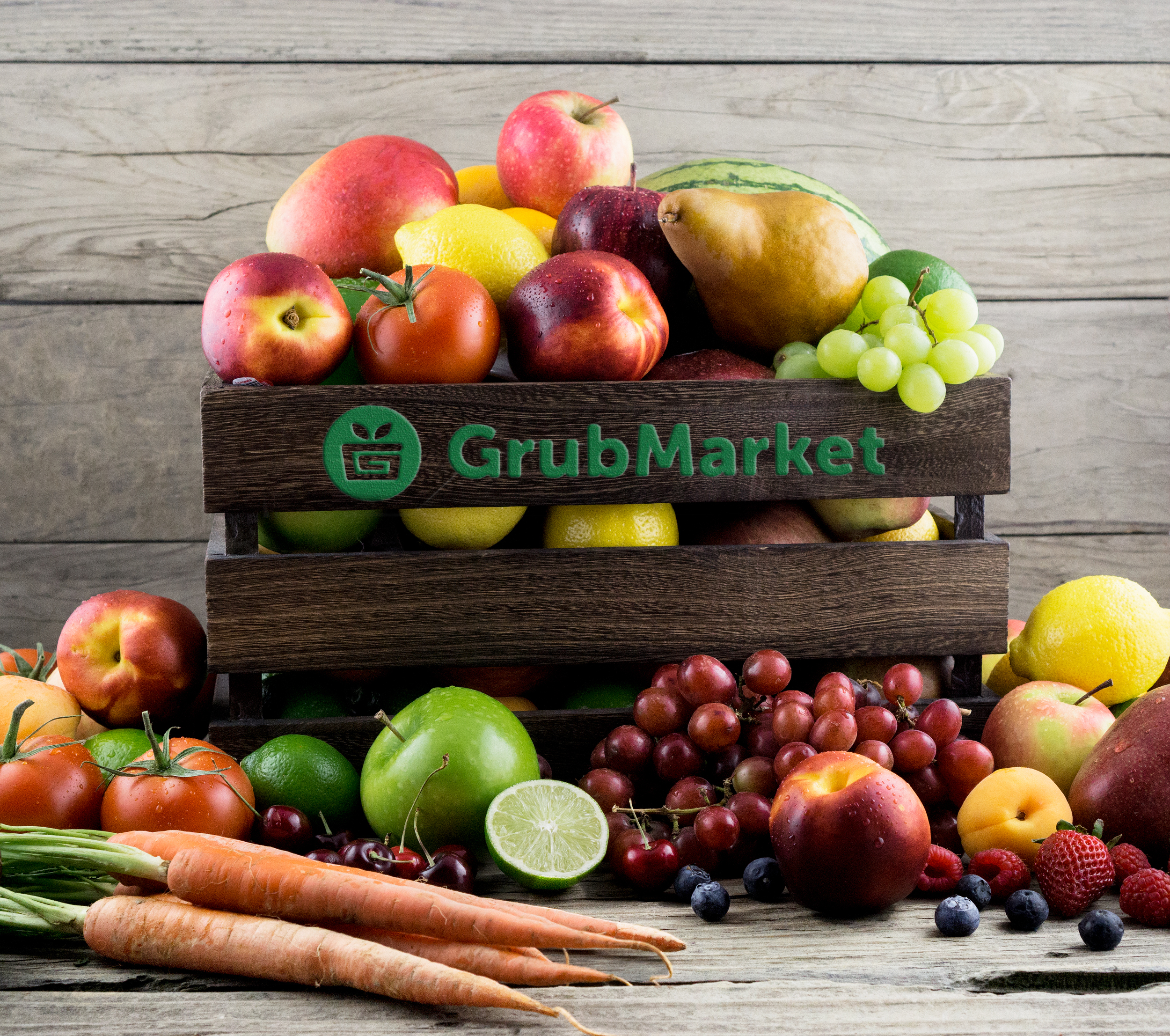 GrubMarket raises $25M more for its farm-to-table food delivery