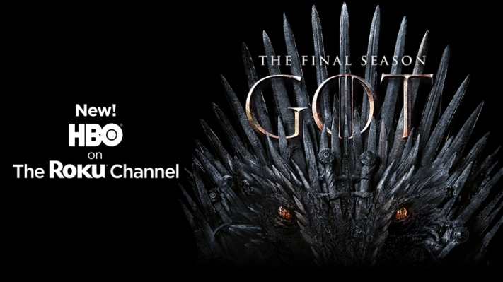 QnA VBage The Roku Channel adds support for HBO just in time for 'Game of Thrones'