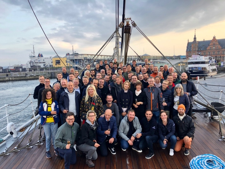 Early-stage VC byFounders closes €100M fund to back Nordics