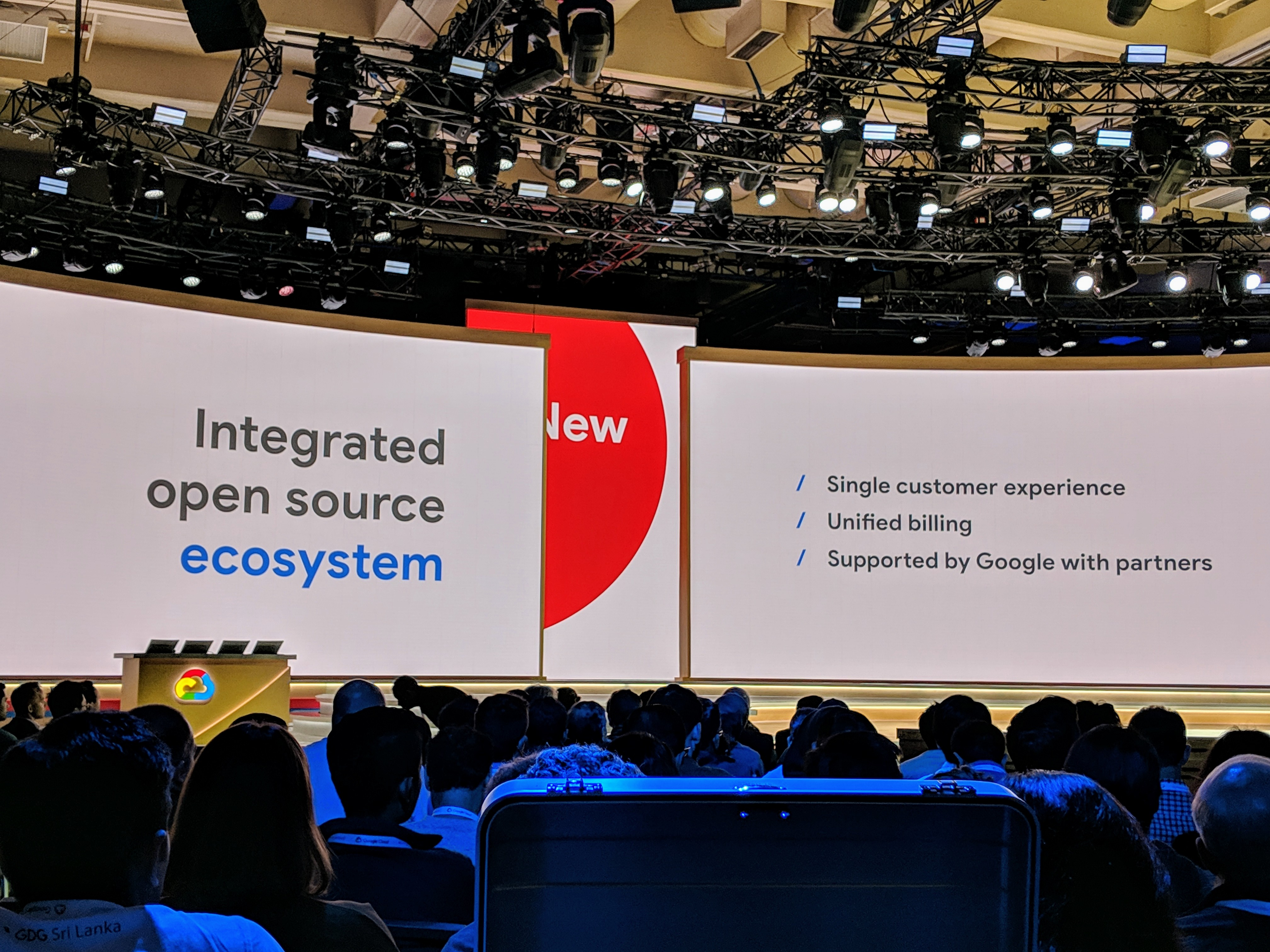 Google Cloud challenges AWS with new open-source integrations Google Cloud challenges AWS with new open-source integrations IMG 20190409 101835