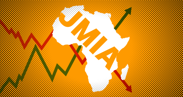 African e-commerce startup Jumia's shares open at $14 50 in
