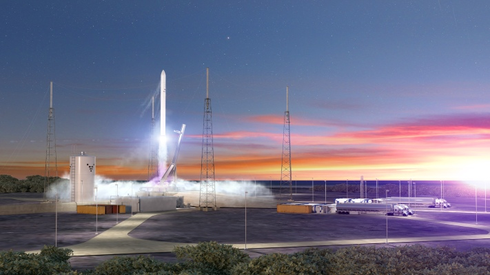 Relativity, the 3D printed rocket manufacturer, inks multi-year contract with Telesat