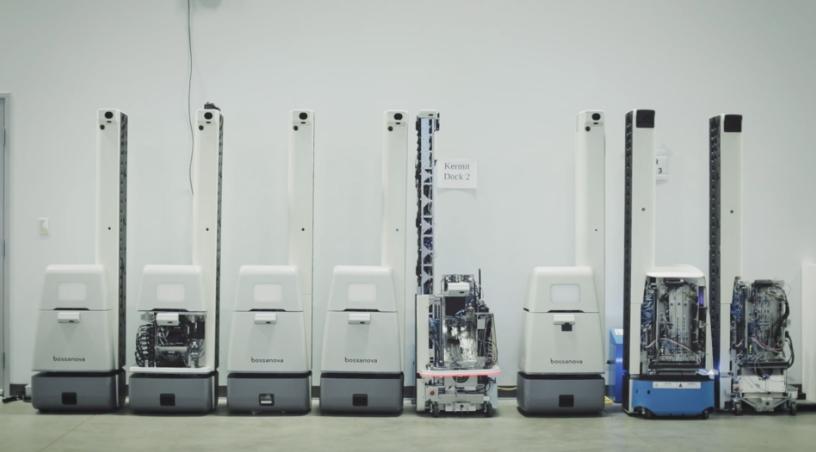 The startup behind Walmart's shelf-scanning robots | TechCrunch