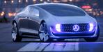 Mercedes Benz Concept EV