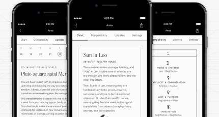 Co-Star raises $5 million to bring its astrology app to