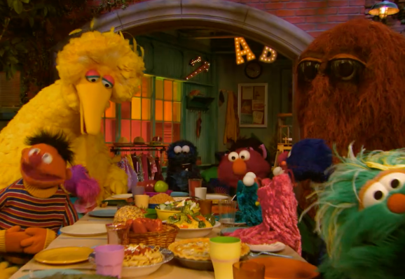 New Sesame Street-themed PSA encourages kids to reduce mobile device use thumbnail