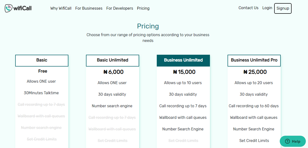 Nigerian startup Tizeti launches WifiCall ng IP voice call