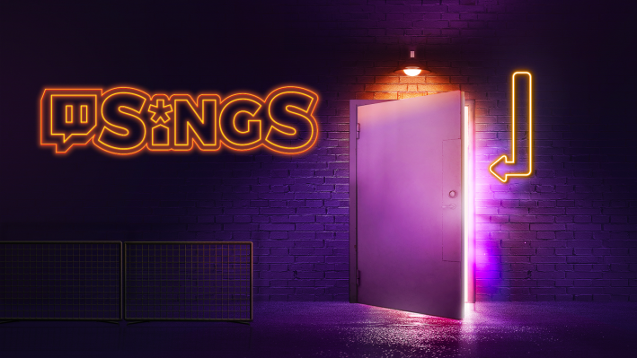 Twitch's 1st activity, the karaoke-type 'Twitch Sings,' launches to public, Next TGP