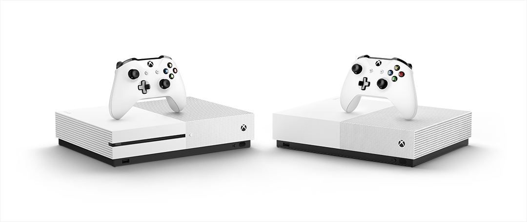 Xbox One does away with discs in new $249 All-Digital