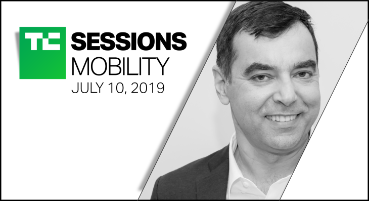 Mobileye CEO Amnon Shashua at TC Sessions: Mobility on July 10