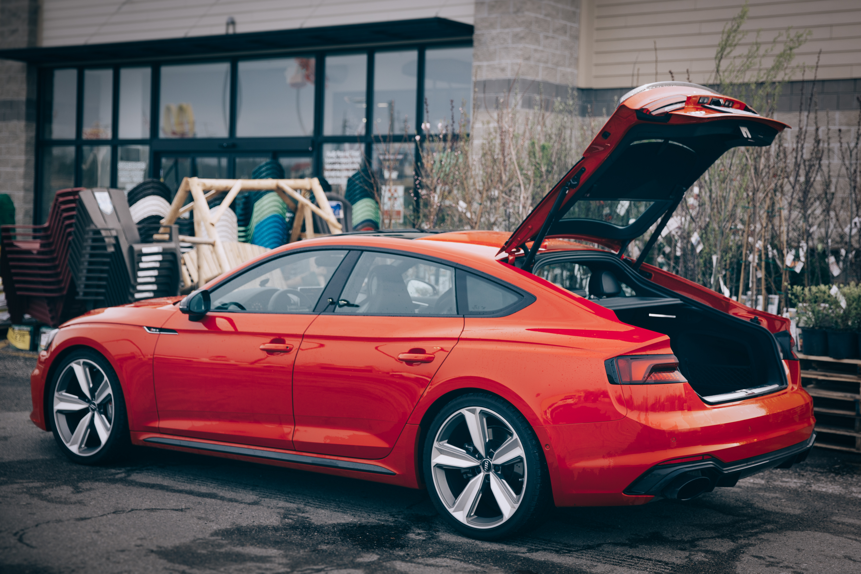 2019 Audi RS 5 review: A bruising high-tech cruiser | TechCrunch