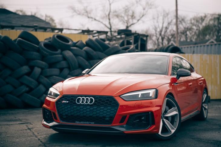 2019 Audi Rs 5 Review A Bruising High Tech Cruiser Techcrunch
