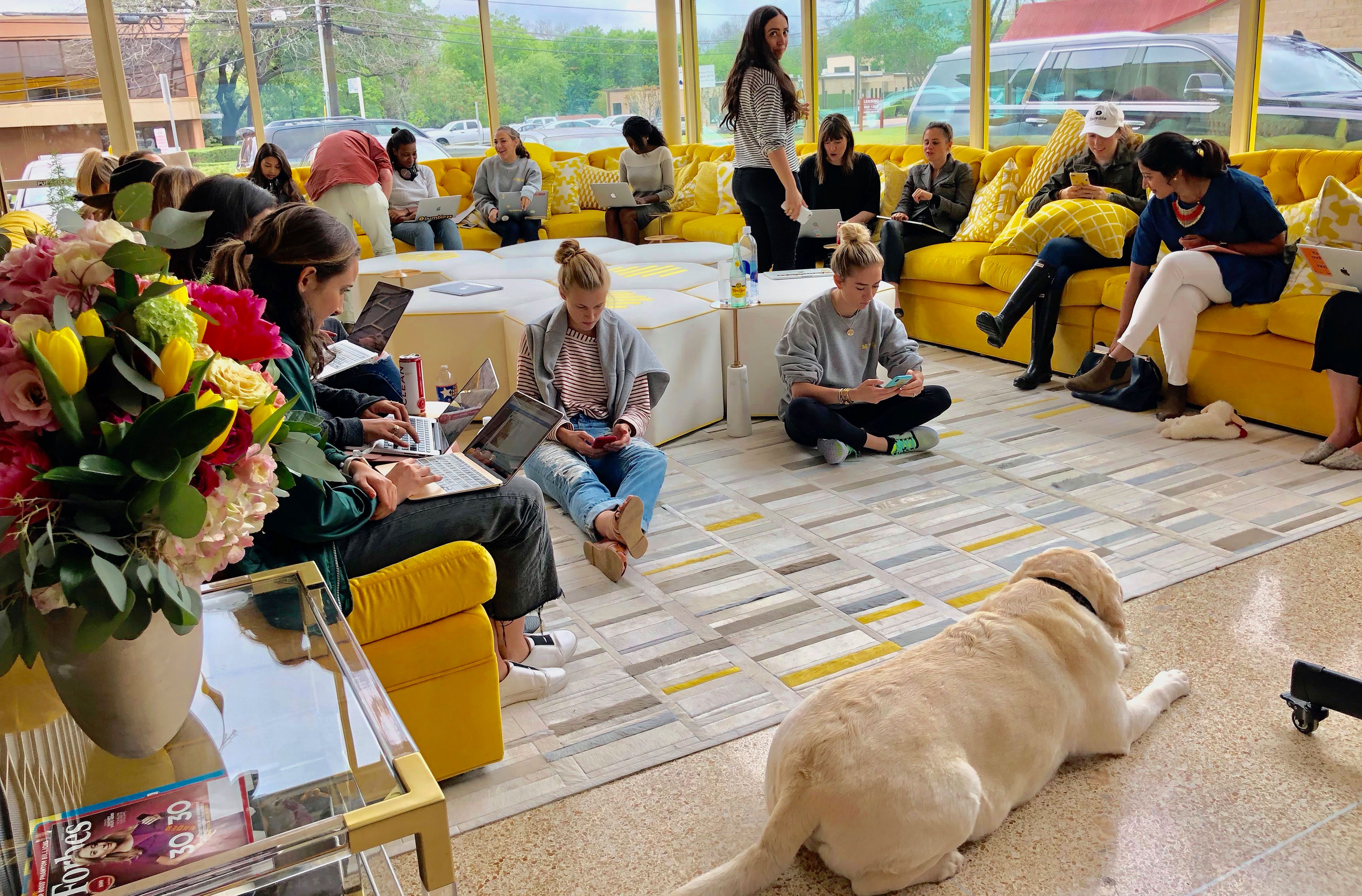Bumble india office