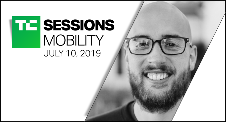 4752fc273410 Voyage CEO Oliver Cameron at TC Sessions  Mobility on July 10 ...