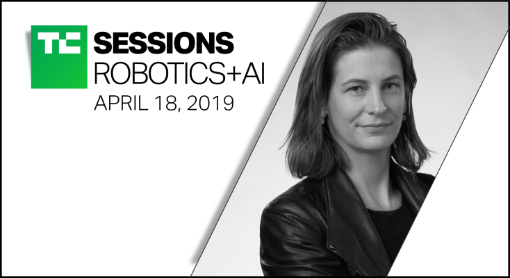 Claire Delaunay will Be Speaking at TC Sessions: Robotics + AI Next Week at UC Berkeley