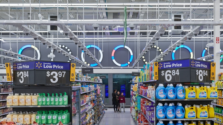 Walmart Unveils An Ai Powered Store Of The Future Now Open