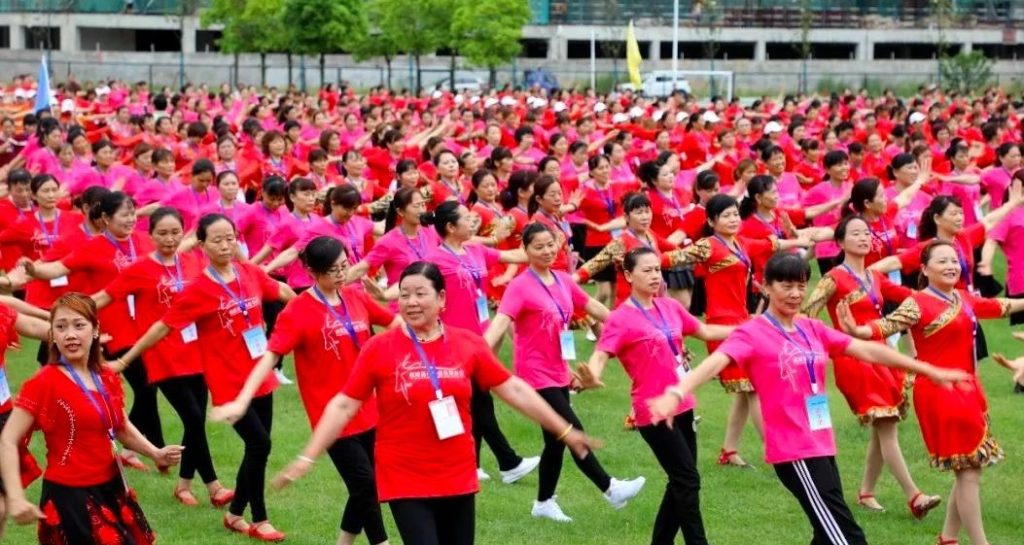 Tencent's latest investment is an app that teaches grannies in China to dance
