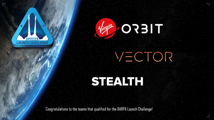 QnA VBage Vector, Virgin and a mystery team will compete in DARPA's $34M launch challenge