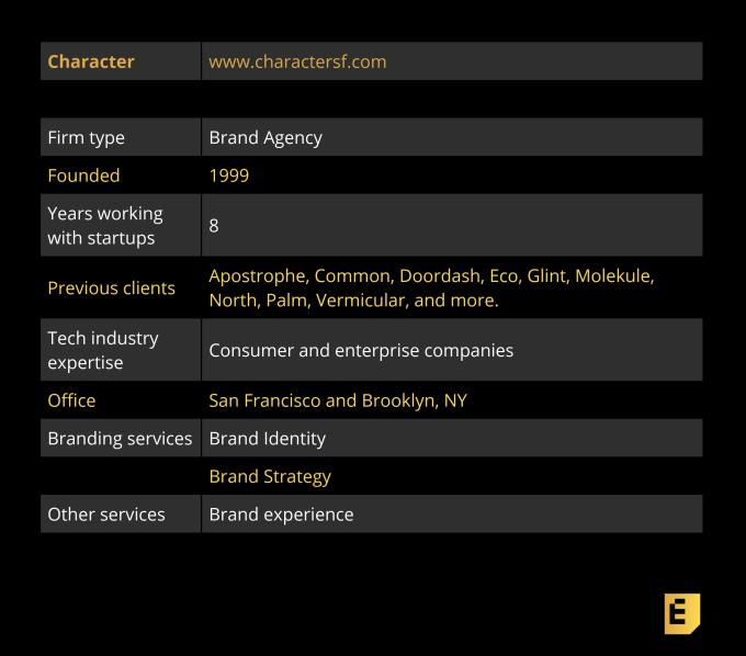 Verified Expert Brand Designer: Character