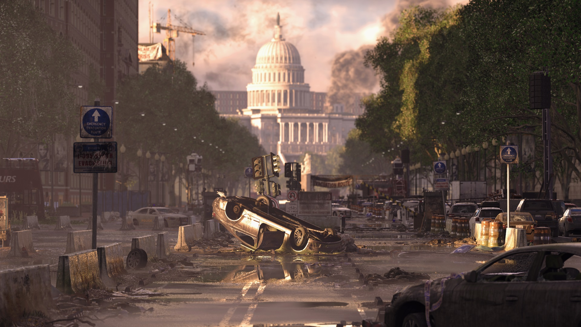 The Division 2' is the brain-dead, antipolitical, gun-mongering