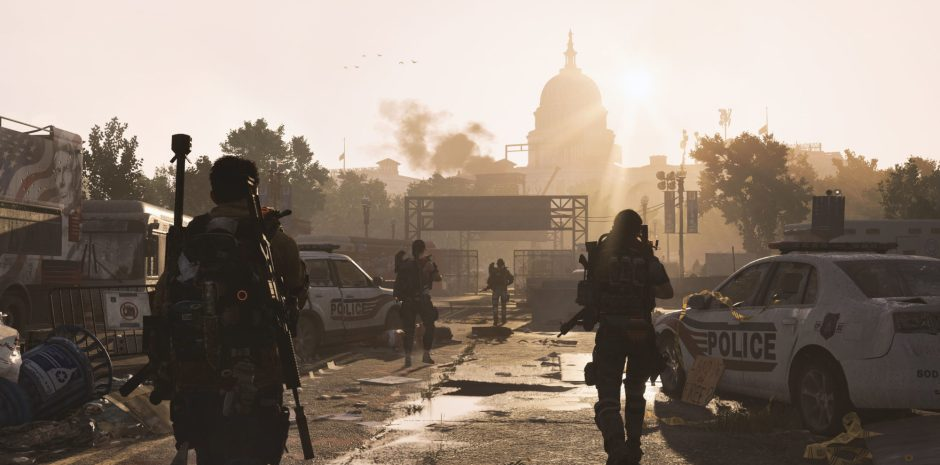 The Division 2 Is The Brain Dead Antipolitical Gun Mongering