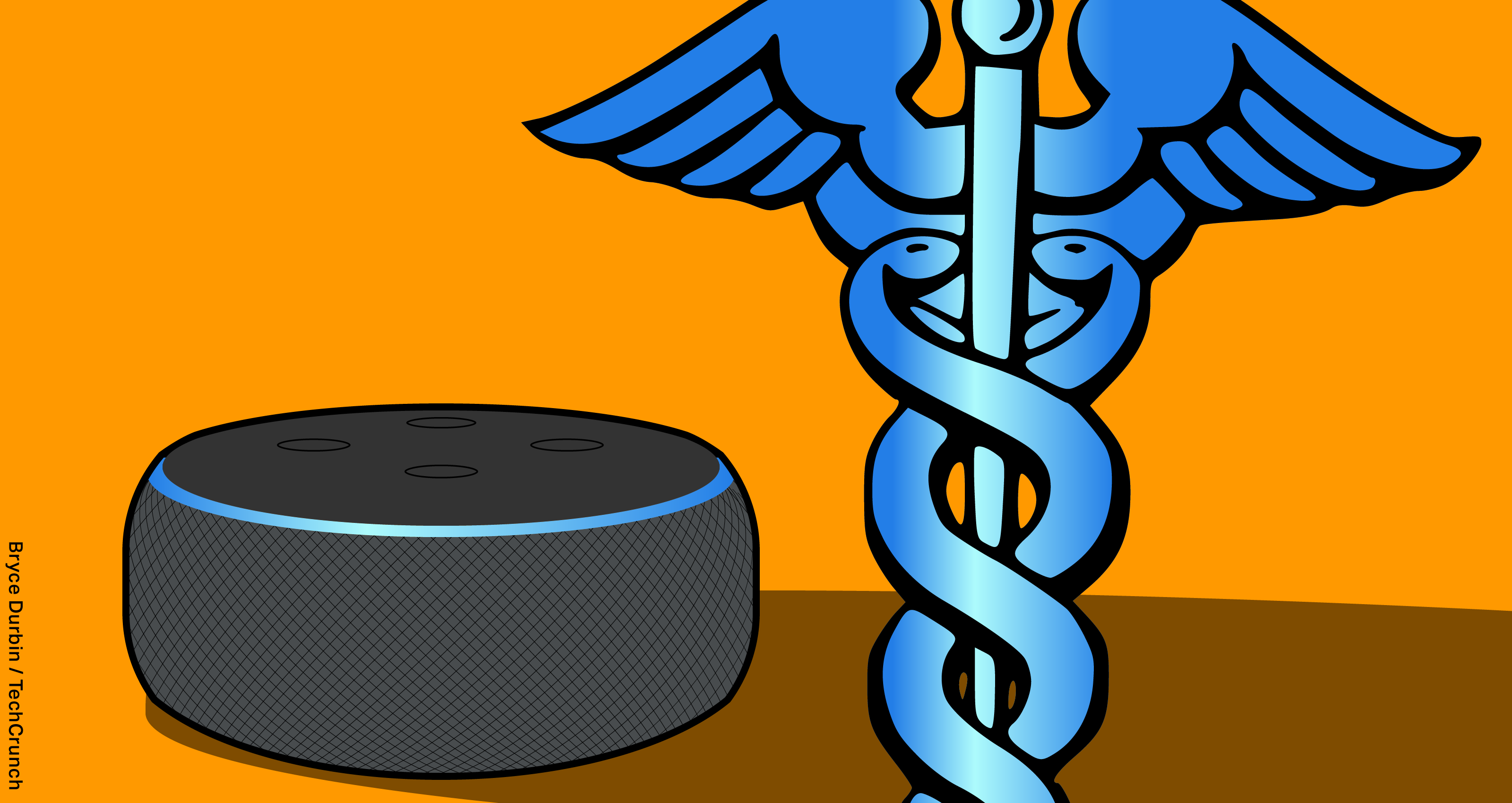 Amazon Alexa launches its first HIPAA-compliant medical skills