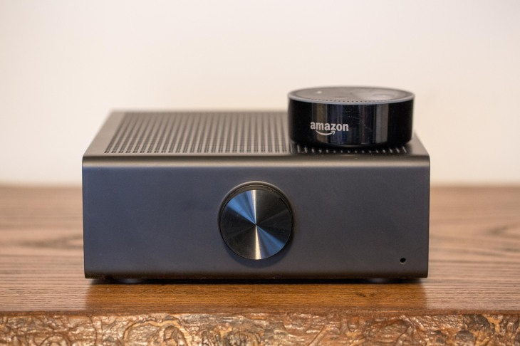 Review: The $299 Echo Link Amp adds Alexa to any speaker