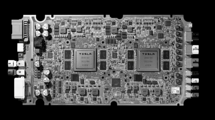 Tesla vaunts creation of 'the best chip in the world' for