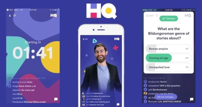 , Mutiny at HQ Trivia fails to oust CEO – TechCrunch, Next TGP
