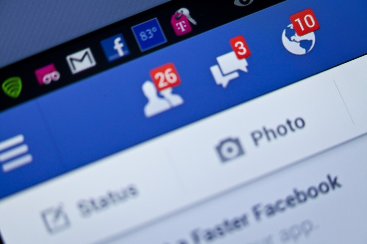 Researchers find 540 million Facebook user records on