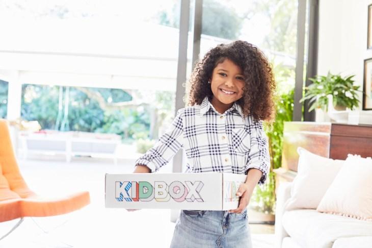 kidbox girl