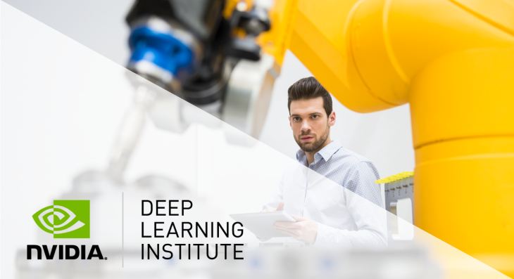 Discover Deep Learning with Nvidia's Robotics Workshop on
